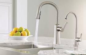 moen waterhill kitchen faucet moen faucets fixtures efaucets