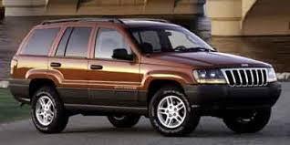 jeep grand cherokee grand cherokee history new grand cherokees