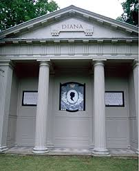 princess diana gravesite princess diana top 10 celebrity grave sites time