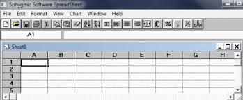 List Of Spreadsheet Software Simple Spreadsheet Thebridgesummit Co