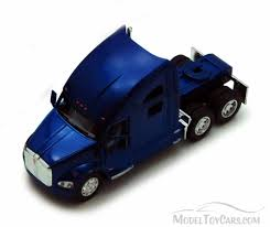 kenworth t700 price new kenworth t700 tractor blue kinsmart 5357d 1 68 scale diecast