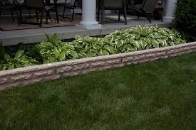 Landscaping Borders Ideas Diy Lawn Edging Ideas Decorating Backyard With Three Lawn Edging