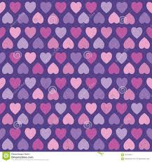 seamless hipster hearts pattern pink purple stock vector image