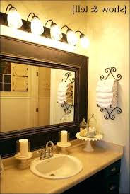 Frames For Bathroom Mirrors Lowes Decorative Bathroom Mirrors Lowes Architecture Amazing Oval Mirror