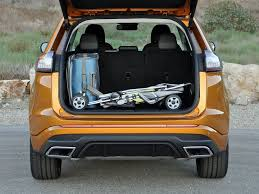 ford explorer trunk space powersteering 2015 ford edge review j d power cars