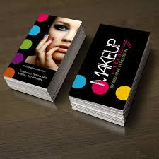 freelance makeup artist business card fully customizable makeup artist business card templates designed