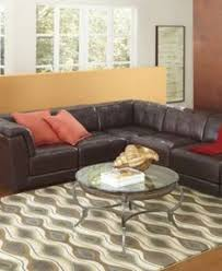 Stacey Leather Sectional Sofa Sectional Sofas Stacey Leather Sectional Sofa Stacey Leather