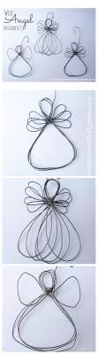 how to make a wire ornament nativity ornament series