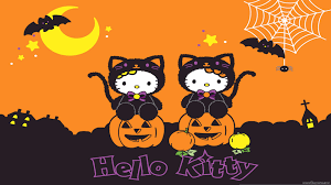 happy halloween scary disney ghosts pumpkins wallpaper images of halloween wallpapers hello kitty sc