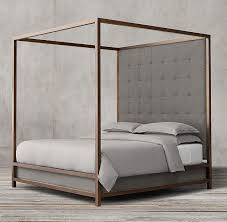 how to build a four poster bed frame ehow uk metal four poster bed sooprosports com