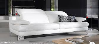 Leather Sofa Sale Awesome White Italian Leather Sofa Sell Italian White And