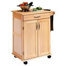 baxton studio meryland white modern kitchen island cart cart