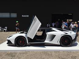 first lamborghini first lamborghini aventador sv in south africa gtspirit