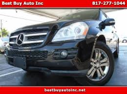fort worth mercedes used mercedes gl class for sale in fort worth tx 122 used