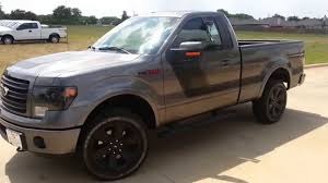 all ford f150 all loaded 2014 ford f150 4wd tremor edition truck
