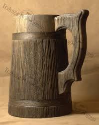 Wooden Groomsmen Gifts Wooden Beer Mug 07 L 23oz Groomsmen Gift Groom Gifts Canecas