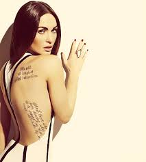 megan fox shakespeare king lear quote we will all laugh at