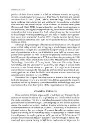 Science Essay Examples 1 Introduction To Recruit And Advance Women Students And