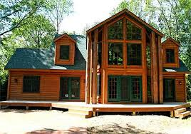 country cabins plans plan w28202bf corner lot mountain country log vacation photo