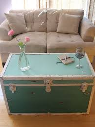 Decorative Trunks For Coffee Tables 220 Best Restore A Trunk Revive A Suitcase Images On Pinterest