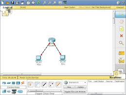 configure a router with packet tracer learn networking