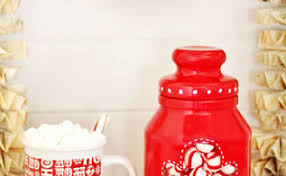 Christmas Candy Craft - turn empty jars into stylish christmas candy jars hometalk