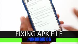 how to read apk files how to fix apk file not installing