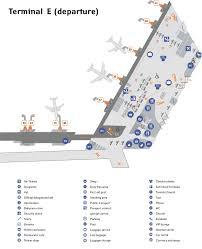 Iad Airport Map Sheremetyevo Aeroflot