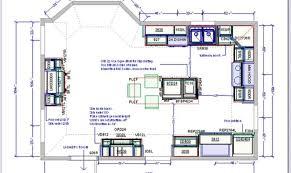 kitchen floor plans islands 18 spectacular kitchen floor plans islands house plans 59264