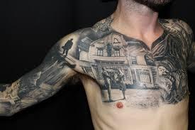 nipper from bridgend tattoo studio mediazink