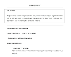 resume objective template objective resume template micxikine me