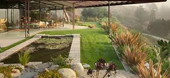 stunning backyard pond ideas to beautify the house exterior