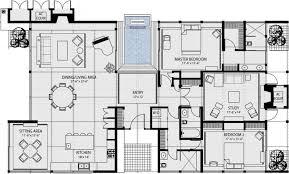 design a house plan ranch style house plan 3 beds 3 00 baths 2787 sq ft plan 544 1