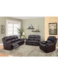 fall savings on lifestyle furniture odessa reclining sofa set
