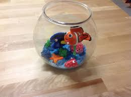nemo fish bowl love this idea to make with the kids jumping