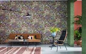 wallpaper home interior design trends for 2017