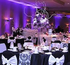 purple chair covers all rentals chair cover rentals