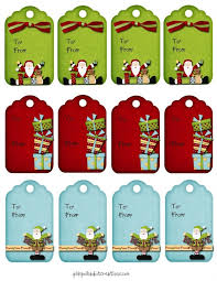 65 best printable christmas gift tags images on pinterest