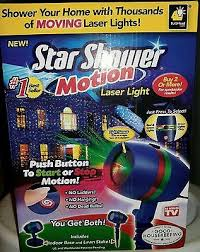as seen on tv christmas lights new shower motion outdoor laser christmas lights projector as