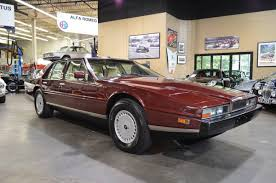aston martin lagonda interior aston martin lagonda for sale hemmings motor news