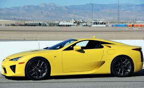 lexus lfa las vegas adrenaline pumping speed at the lexus f sport performance event