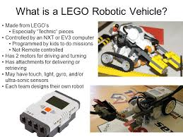 technic pieces what is a robotic vehicle made from s especially technic