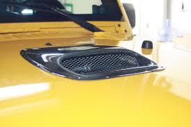 jeep hood vents carbontrix 18x10 fiberglass hood vent 18x10 fiberglass hood vent