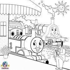 sir topham hatt thomas train friends kids art coloring