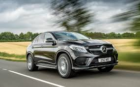 mercedes coupe review 2015 mercedes gle 450 amg coupé review