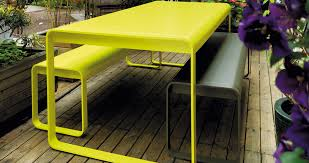 table de jardin fermob soldes beautiful mobilier de jardin fermob gallery seiunkel us
