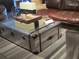 Rustic Chest Coffee Table Metal Trunk Coffee Table New With Coffee Table Rustic Chest Coffee