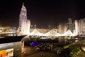 Armani Dubai by Dubai Burj Khalifa Armani Pavilion Client Offsite Dinner