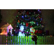 Outdoor Laser Projector Christmas Lights by 1byone Christmas Outdoor Laser Lights With Ir Wireless