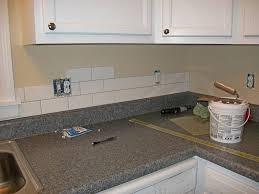 Kitchen Backsplash Mosaic Tile Designs Home Design Kitchen Subway Tile Backsplash With Mosaic Deco Band